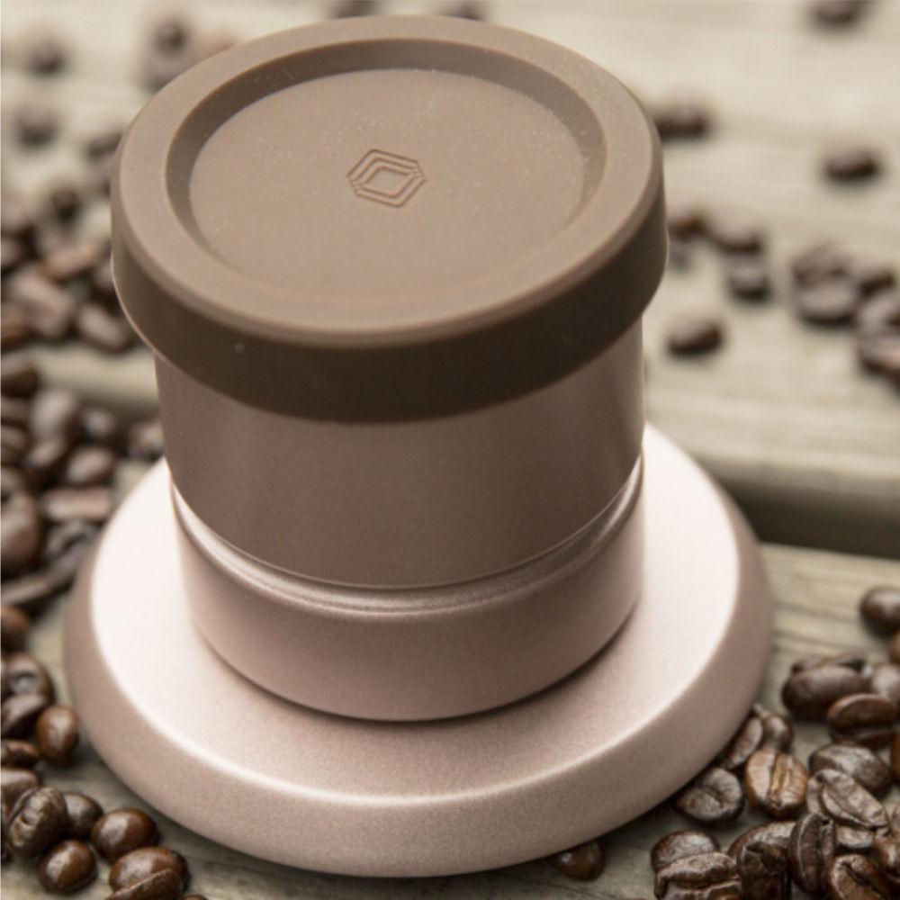 遠馸思創 行動咖啡濾杯 咖啡行者(玫瑰金)