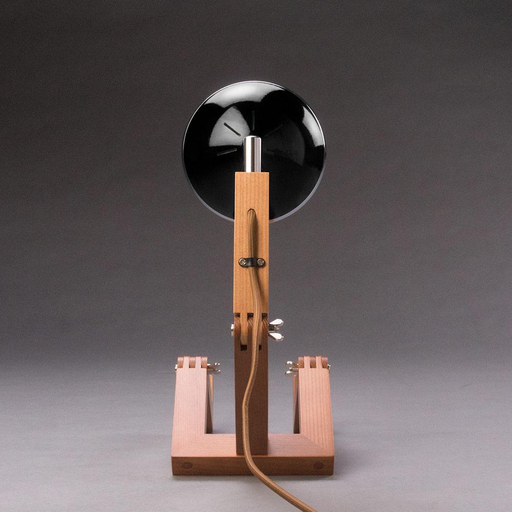 Soyee|G9梣木機器人燈(時尚黑)