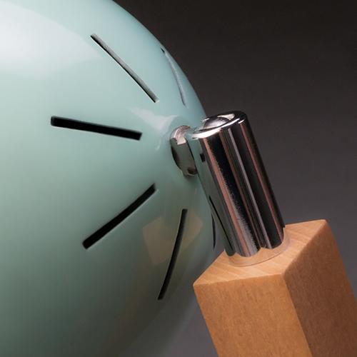 Soyee| LED梣木機器人燈(蒂凡尼綠)