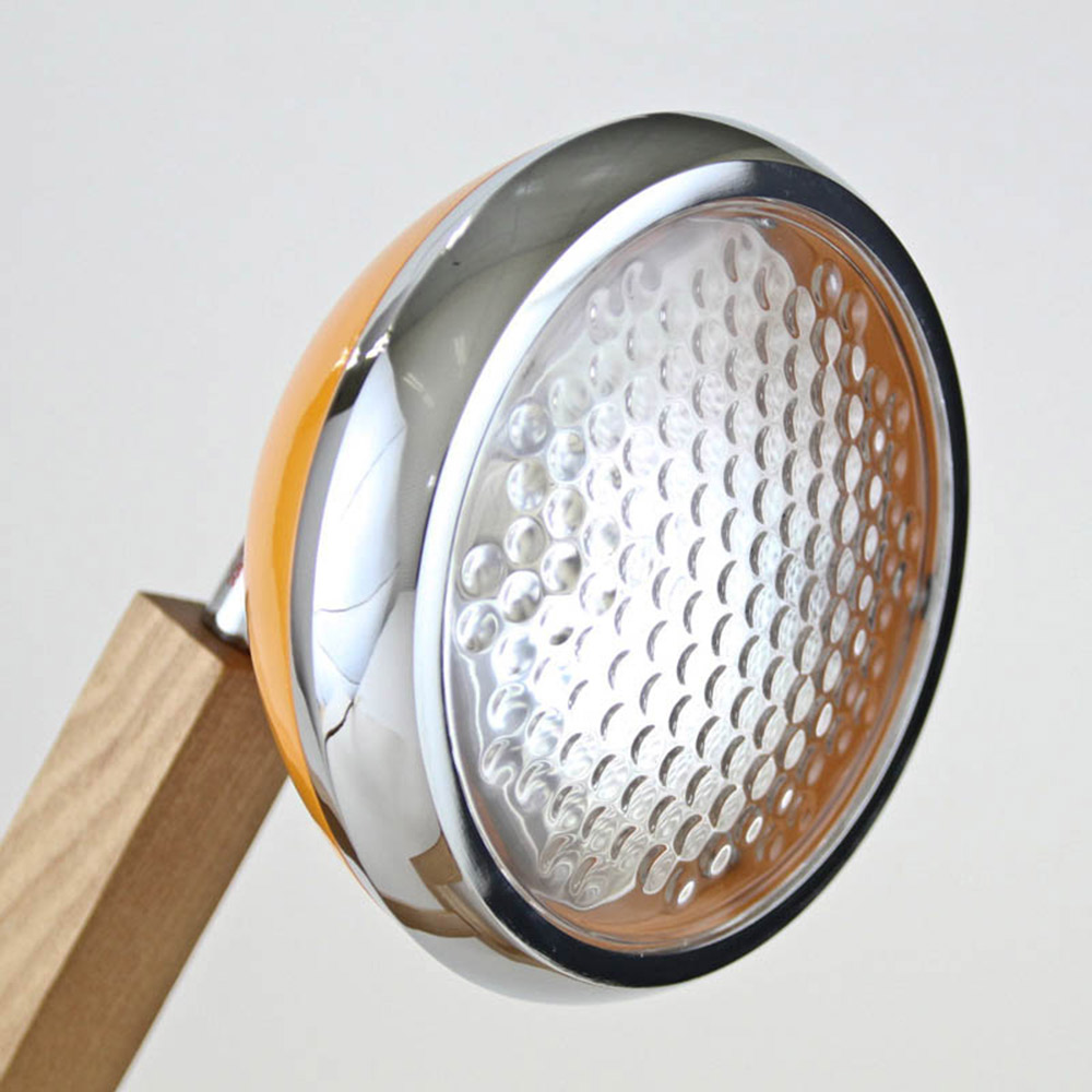 Soyee G9梣木機器人燈(麥拉倫橘)