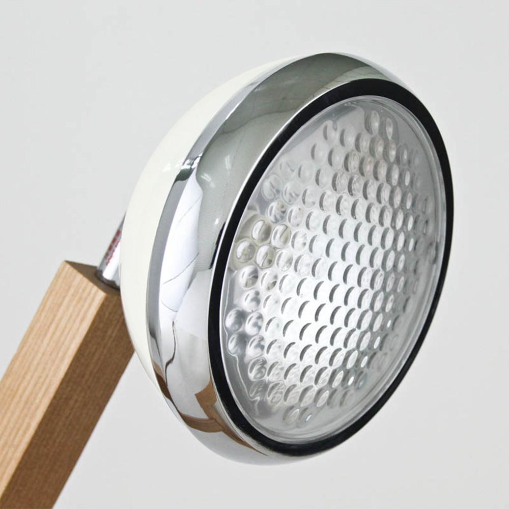 Soyee|G9梣木機器人燈(復古白)