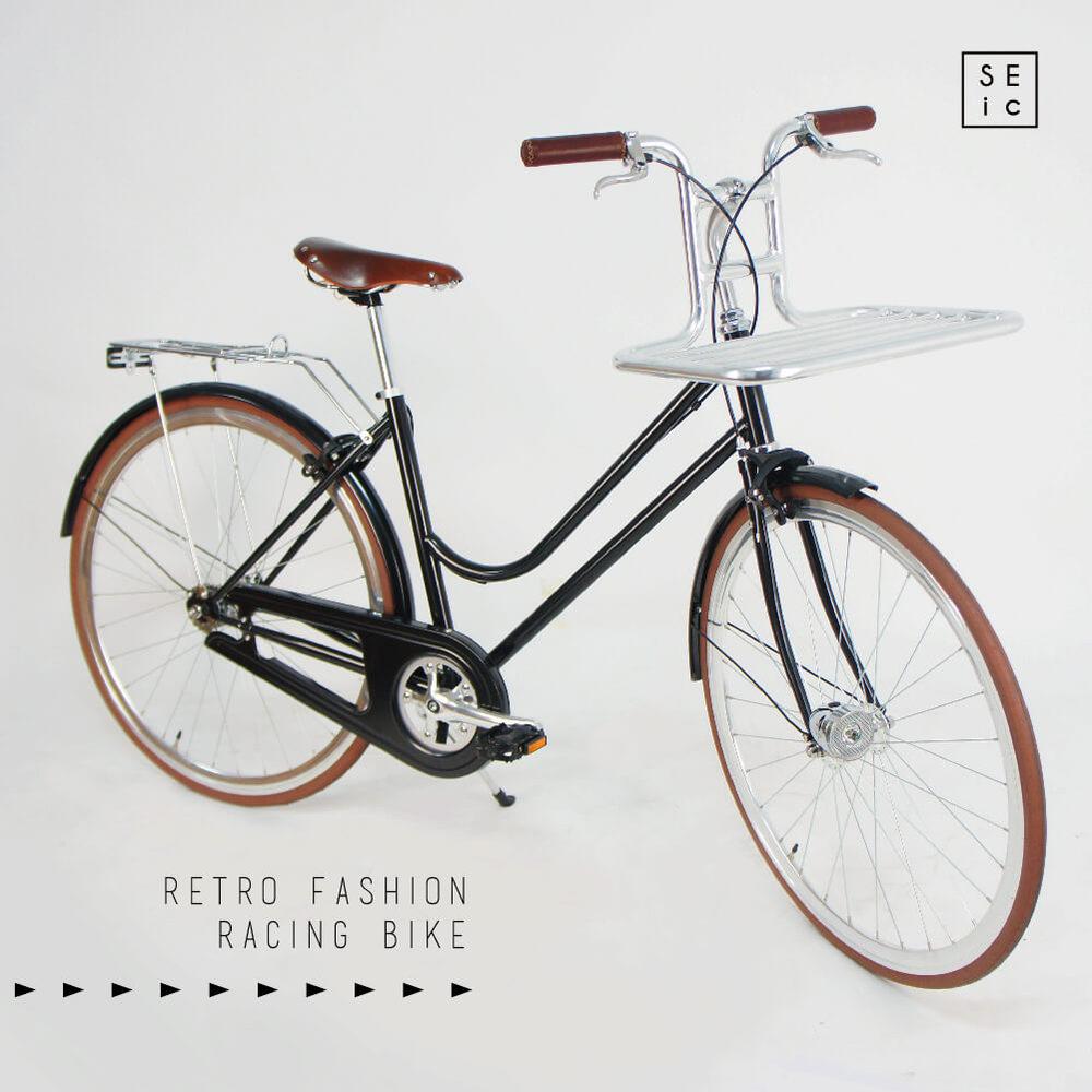 S E i c | 低跨點 復古單車