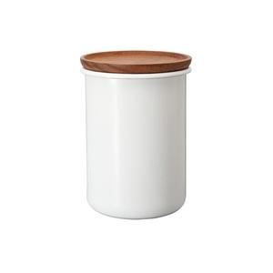 HARIO | Bona琺瑯保鮮罐200 (BCN-200-W)