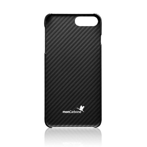 monCarbone HOVERKOAT 克維拉防彈纖維保護殼 for iPhone 7 (午夜黑)