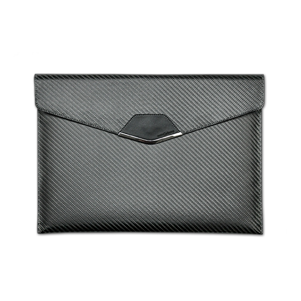 monCarbone|Sleek Elite 菁英款碳纖維收納袋 (iPad Pro 12.9)
