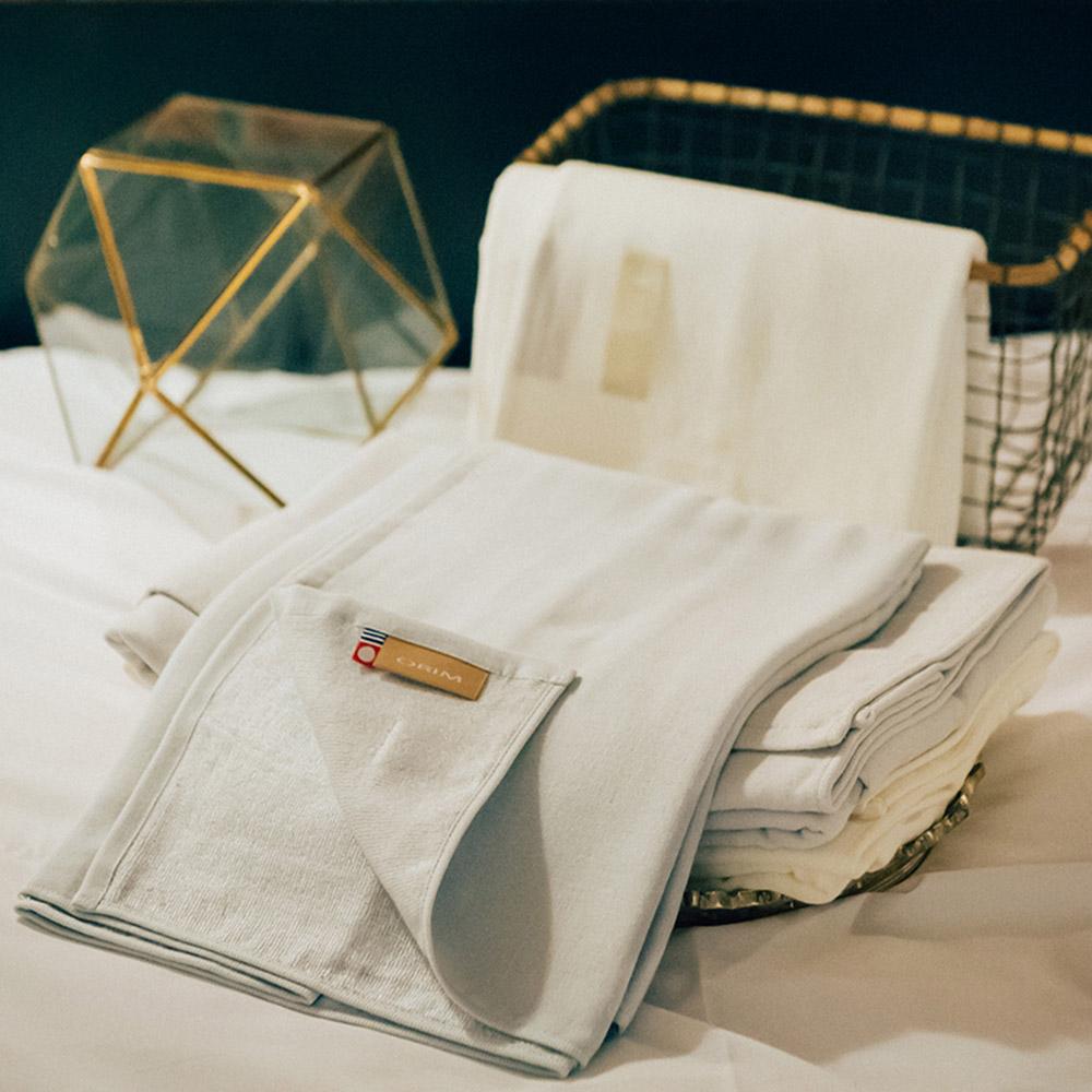 今治織上|日本今治毛巾 今治認證 ORIM PurePure 織夢被 純淨嬰兒 (浴巾)