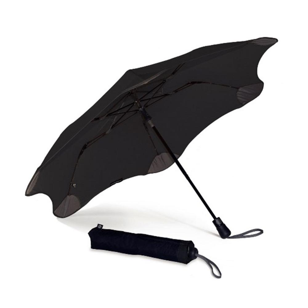 紐西蘭Blunt 保蘭特   95cm抗強風 防反傘 Metro折傘 (潮流黑)