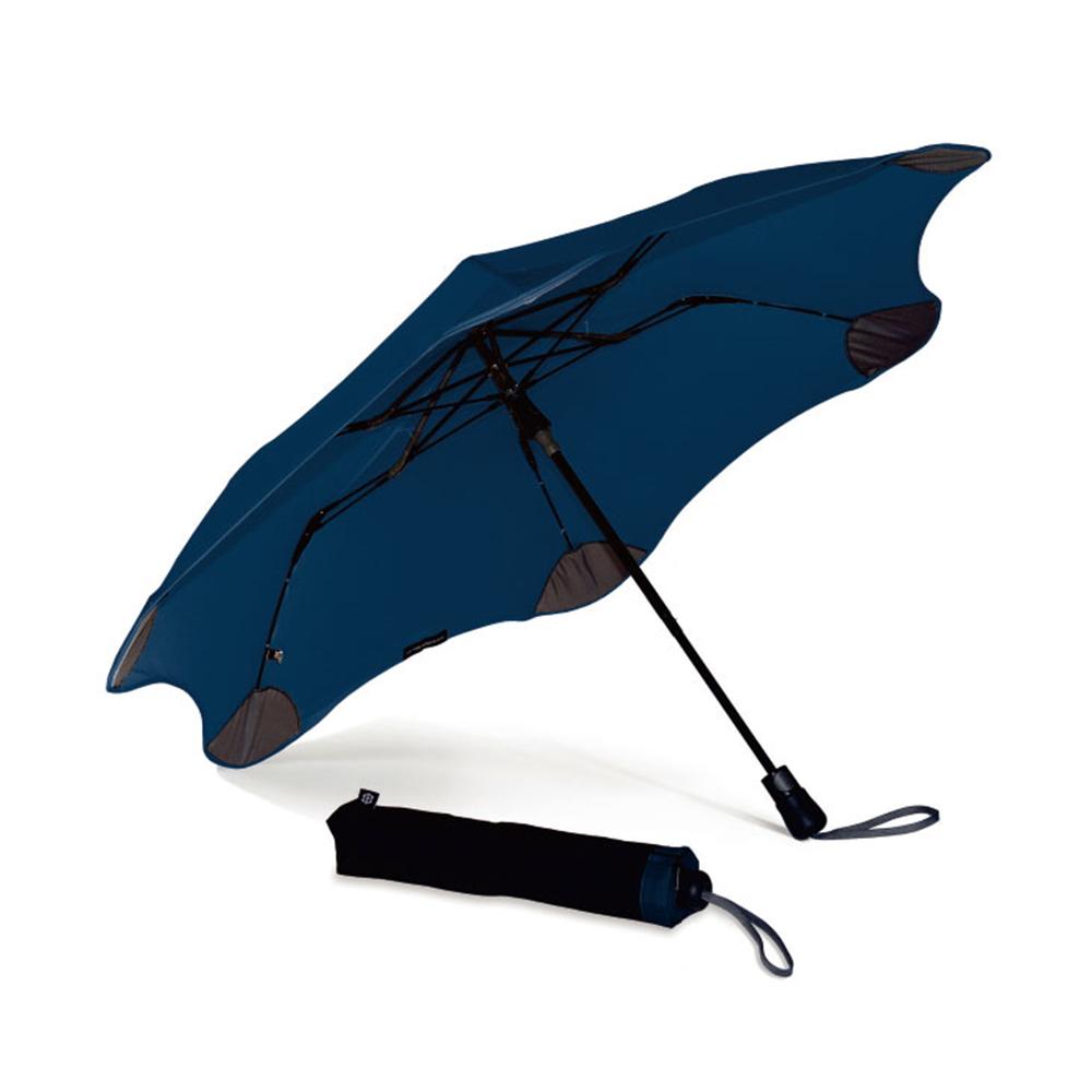 紐西蘭Blunt 保蘭特 | 95cm抗強風 防反傘 Metro折傘 (海軍藍)