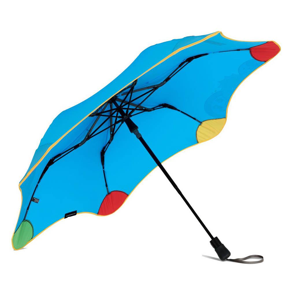 紐西蘭Blunt 保蘭特 | 95cm 變色兒童安全折傘 (風格藍)
