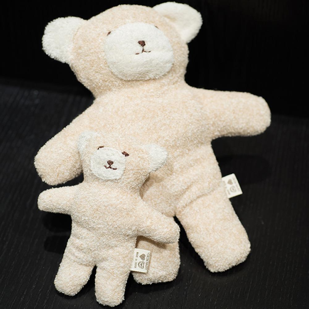 今治織上|日本今治毛巾 今治認證 ORIM Original Baby系列 有機棉安撫熊 (大)