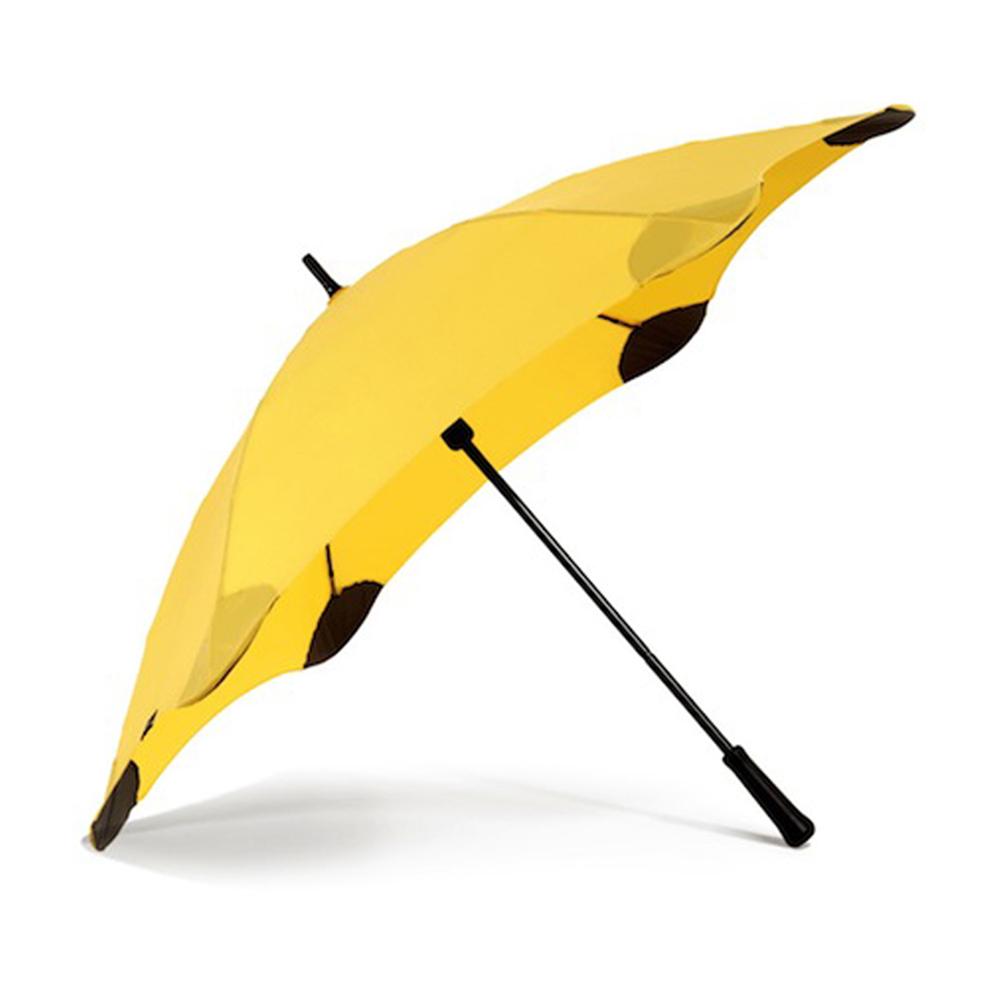 紐西蘭Blunt 保蘭特   120cm抗強風 Classic 經典直傘 (糖果黃)