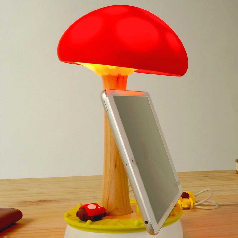 Vacii | Mushroom 2埠USB充電座