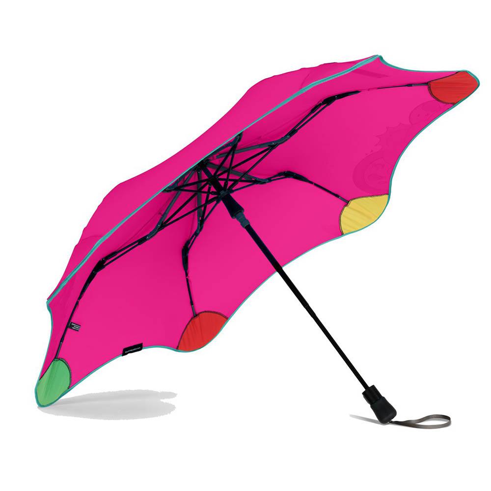 紐西蘭Blunt 保蘭特 | 95cm 變色兒童安全折傘 (艷桃紅)