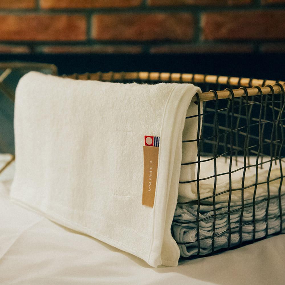 今治織上|日本今治毛巾 今治認證 ORIM PurePure 織夢被 純淨嬰兒巾 (床單)