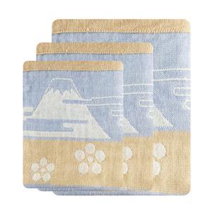 今治織上│★限量組合★日本富士山毛巾組合 (浴巾+臉巾+方巾)