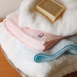 今治織上|日本今治毛巾 今治認證  中忠無撚系  浴巾