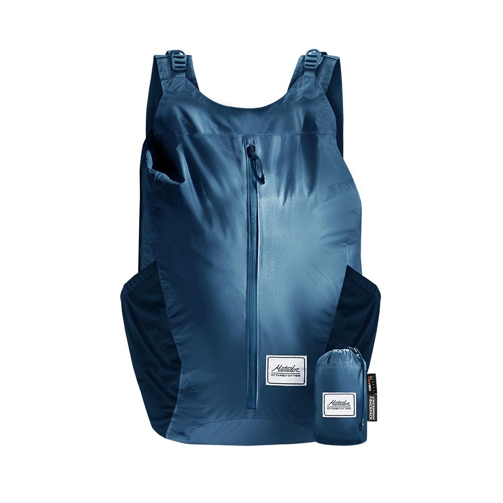 Matador鬥牛士│Freerain24 防水背包 (藍色)