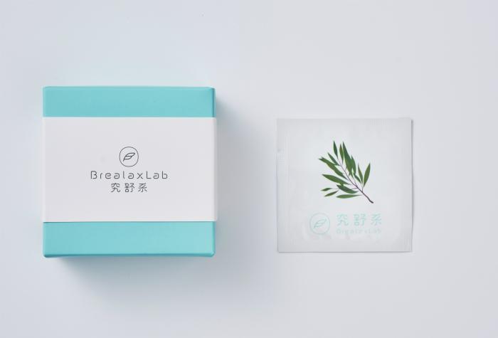BrealaxLab 究舒系 究舒系口罩香貼片(茶樹精油)