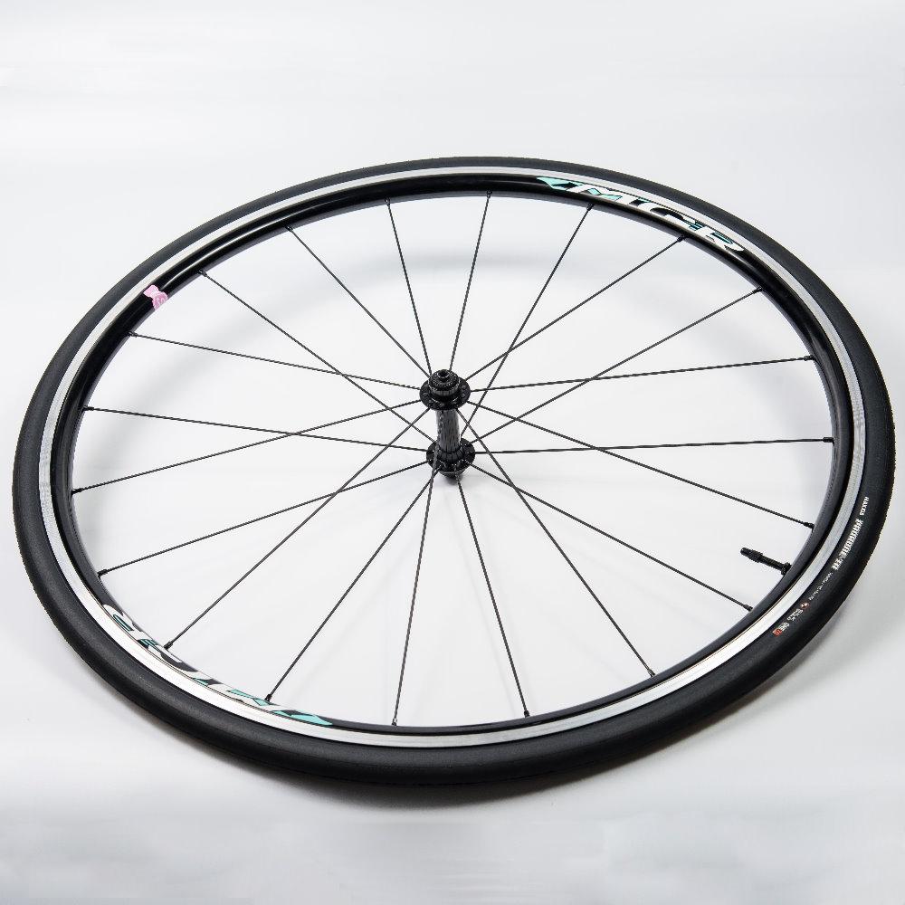 MGR|Pink Candy S+ 自行車輪組 700C 20H/24H