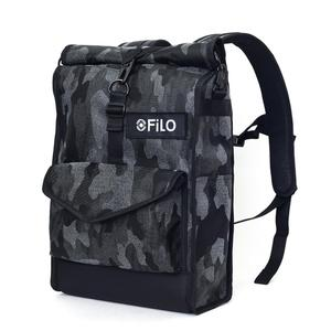 Filo Design|NYLON DAY PACK 日行(迷彩)