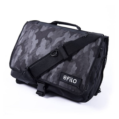 FiLO DESIGN|NYLON MESSENGER CAMO / 遞旅(反光迷彩)郵差包