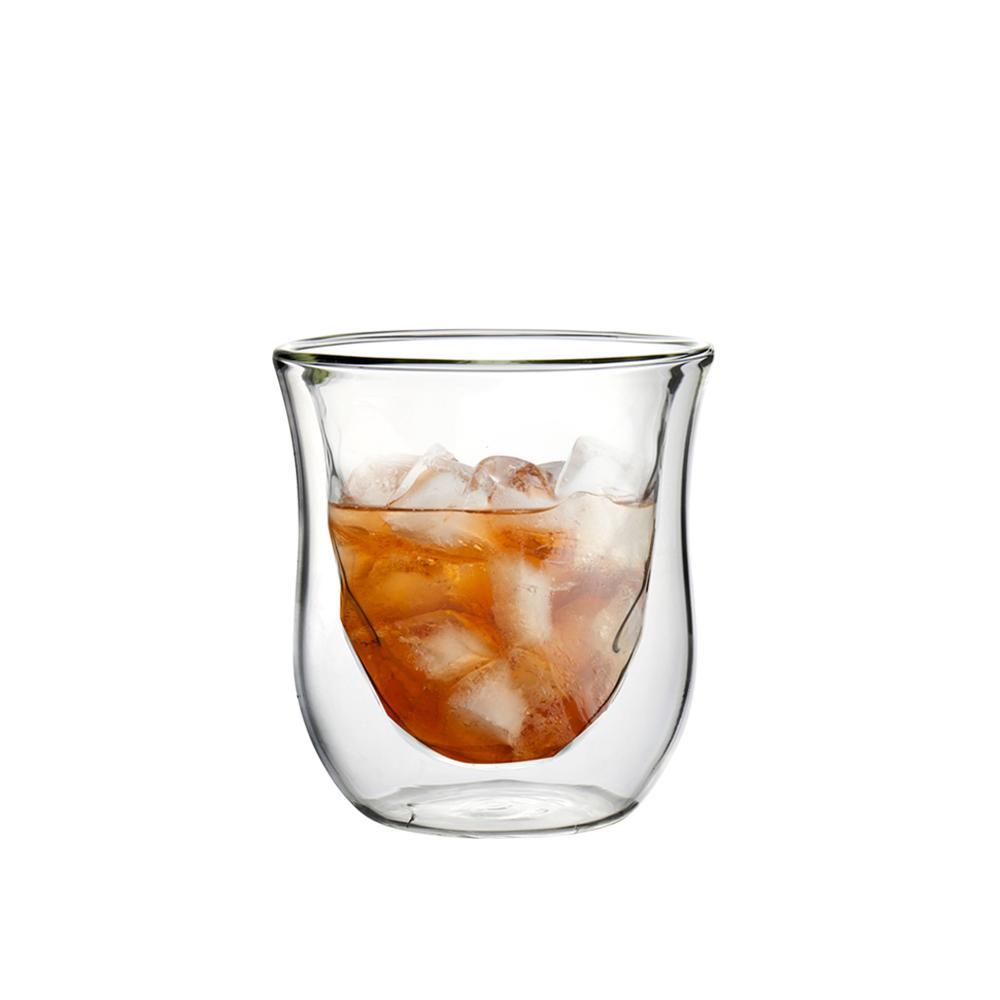 FUSHIMA 富島|星宸系列雙層耐熱玻璃杯200ML
