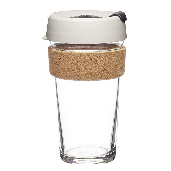 澳洲 KeepCup | 隨身咖啡杯 軟木系列 L - 淺烘焙