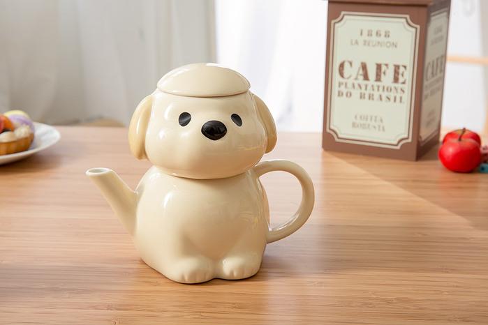 (複製)日本 sunart 杯壺組 - 泰迪熊