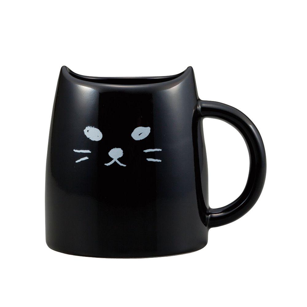 日本 sunart | 馬克杯 - 黑貓
