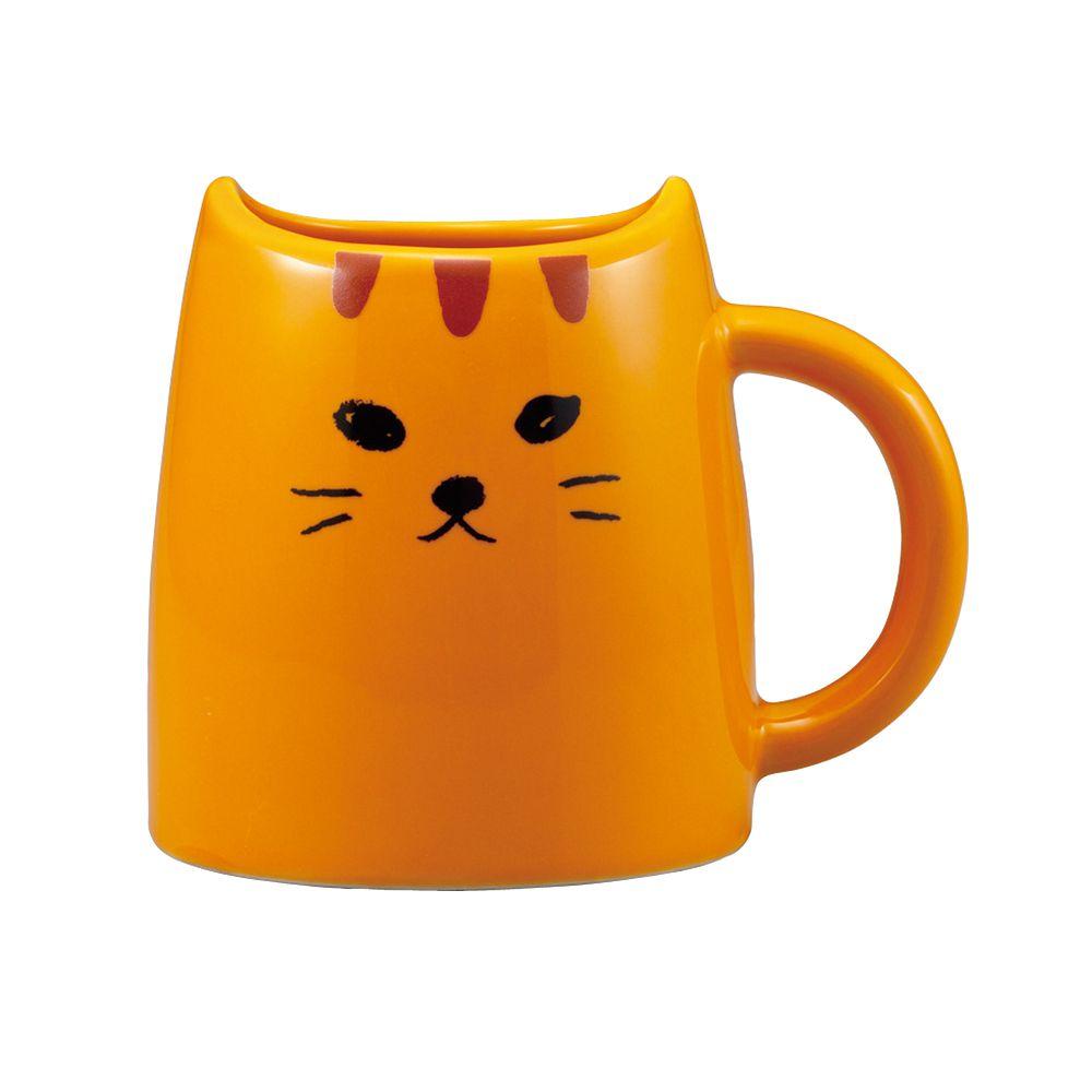 日本 sunart | 馬克杯 - 橘貓