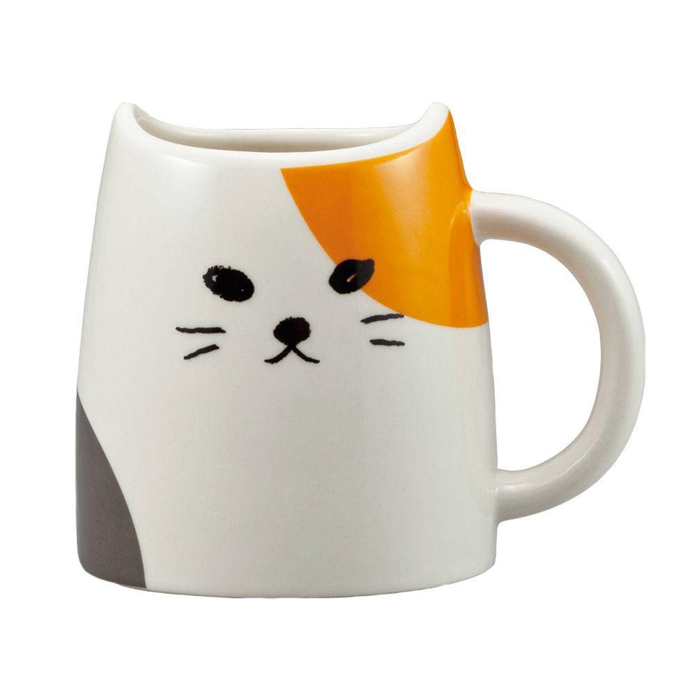 日本 sunart | 馬克杯 - 三花貓