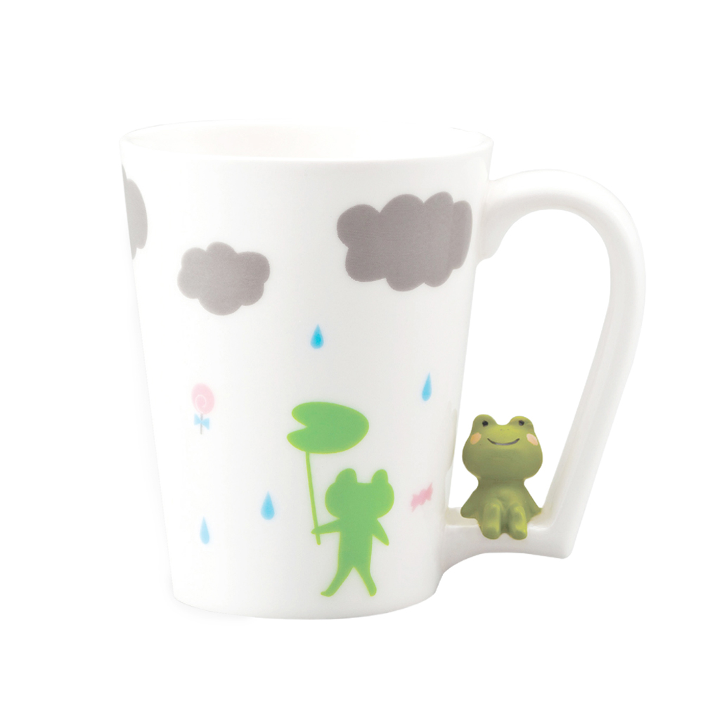 日本 sunart | 馬克杯 - 呱呱蛙