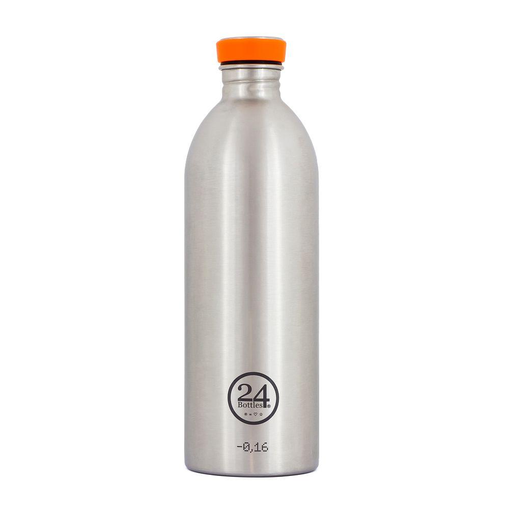 義大利 24Bottles | 城市水瓶 1000ml - 不鏽鋼