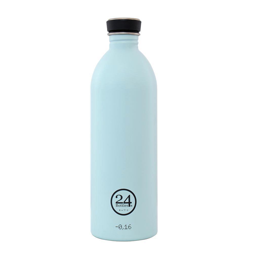 義大利 24Bottles | 城市水瓶 1000ml - 天空藍
