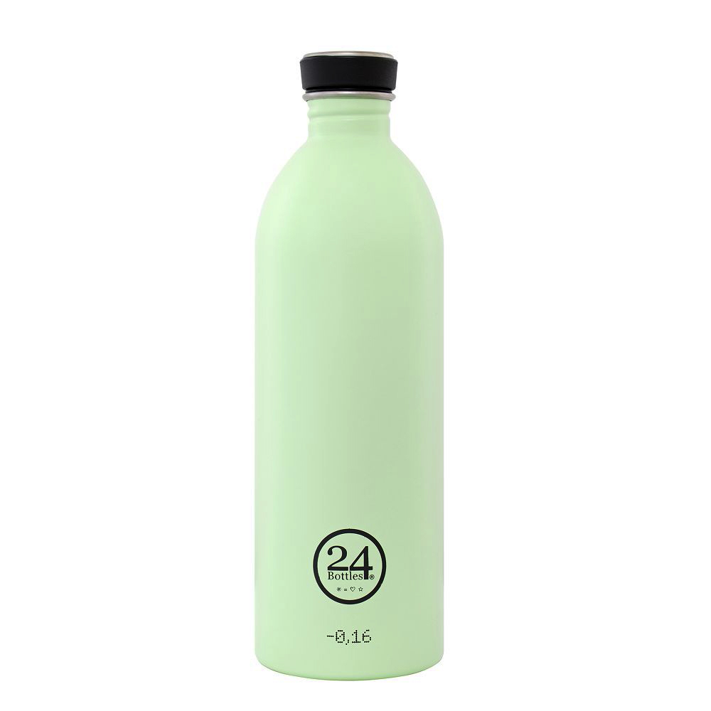 義大利 24Bottles | 城市水瓶 1000ml - 開心果