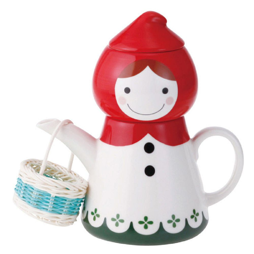 日本 sunart | 杯壺組-小紅帽