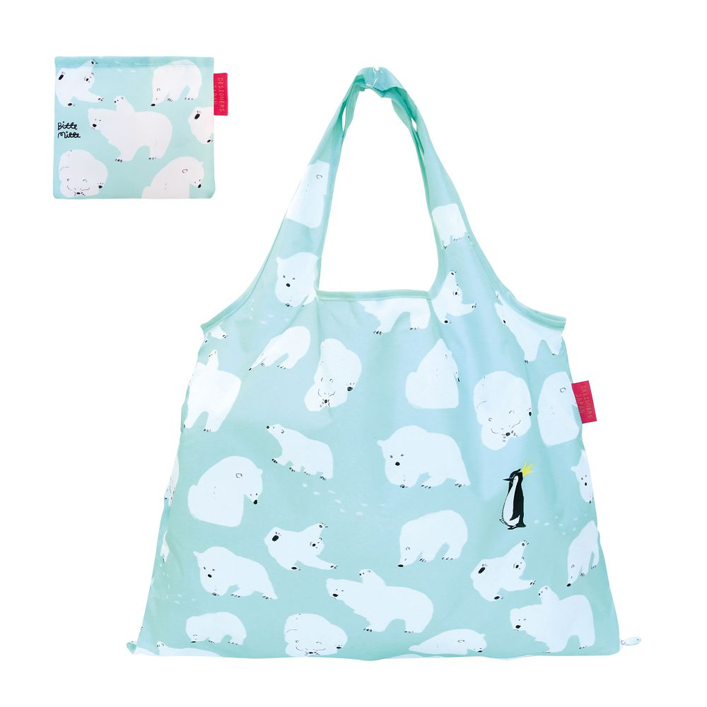 日本 Prairie Dog | 設計包 - 北極熊