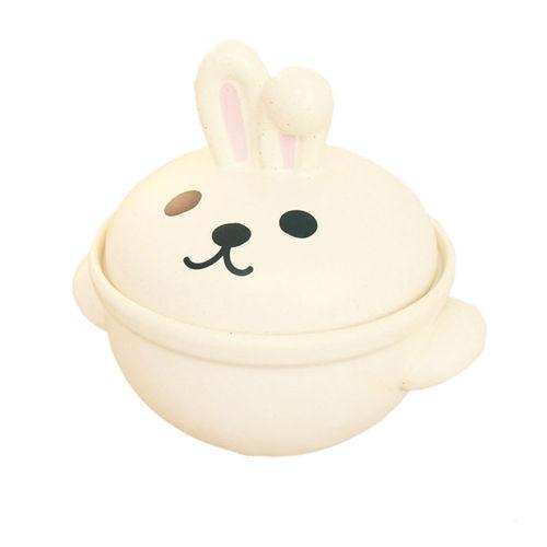 日本 sunart|陶鍋 - 兔子0.7L