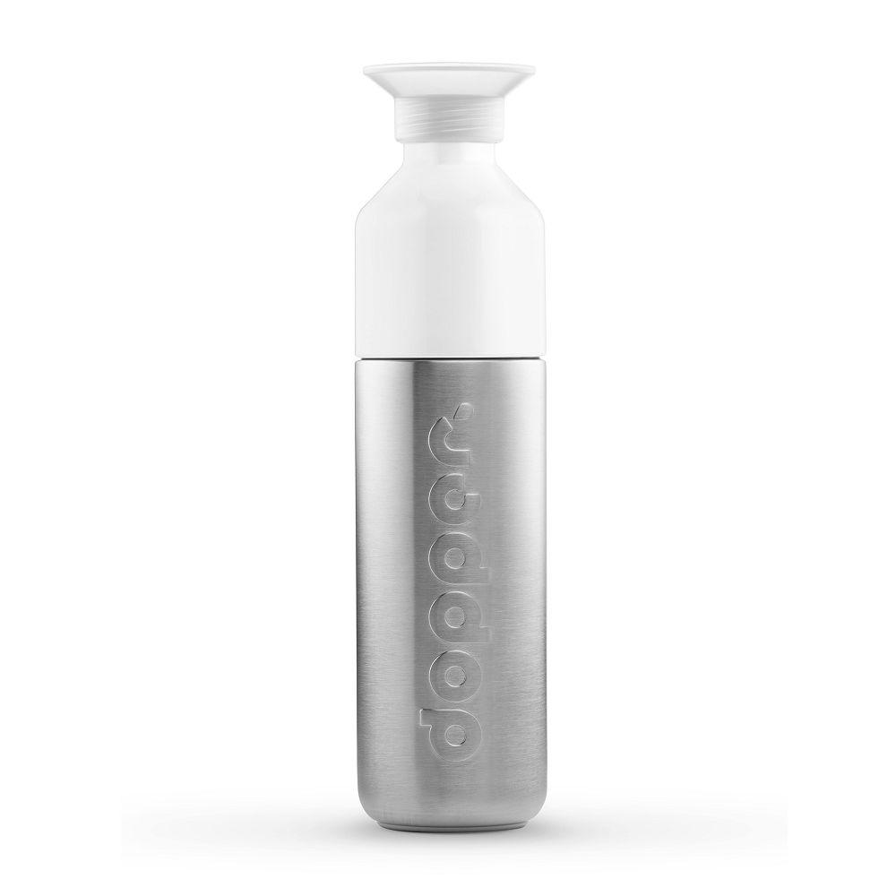 荷蘭 dopper │水瓶 490ml - 不鏽鋼