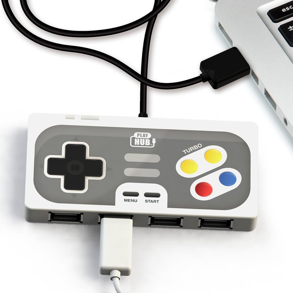英國 Mustard   USB HUB - 遊戲遙控器