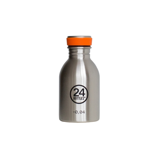 義大利 24Bottles | 城市水瓶 250ml - 不鏽鋼