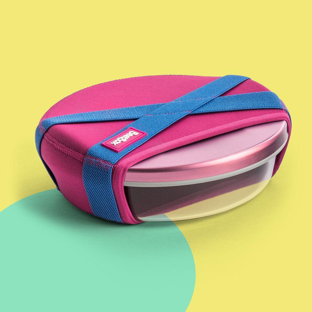 澳洲 BeetBox | 玻璃餐盒 850ml - 紅鶴