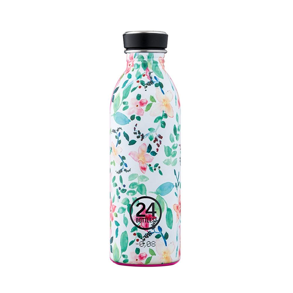 義大利 24Bottles   城市水瓶 500ml - 花徑