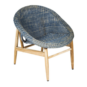 7OCEANS DESIGNS|NEST CHAIR 鳥巢單人椅 (Swan lake 復古湖水藍)