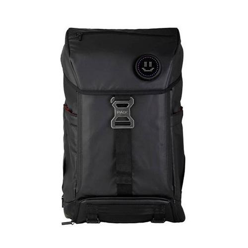 PAIX BackPAIX背包 (黑) 含智慧徽章 - 20L