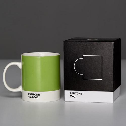 Room Copenhagen|Pantone 色票馬克杯(2017年度色 美國原廠限量盒裝紀念版)