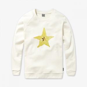 Fandora Shop|女裝長袖厚棉上衣-來自星星的楊桃