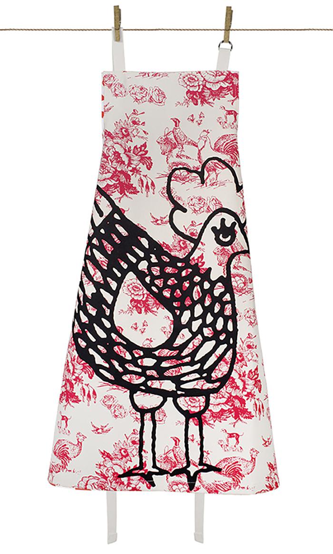 (複製)廚房的美好時光圍裙Vichy cocotte