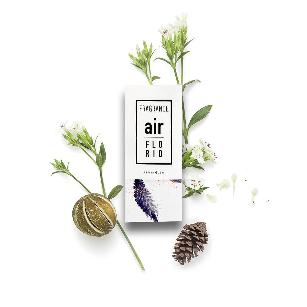 Fitsense|AIR 輕香氛(美妍花語)-典雅花香