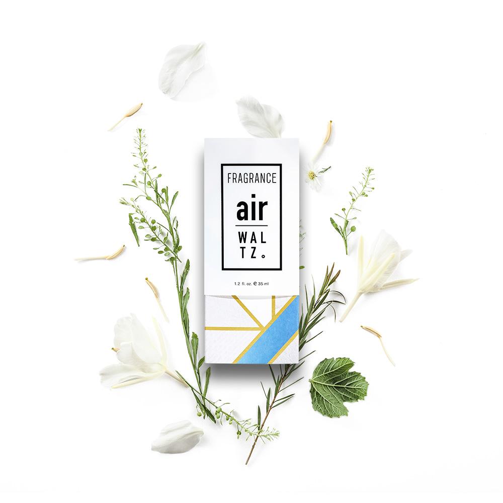 Fitsense|AIR 輕香氛(圓舞曲)-野薑玫瑰
